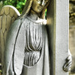 angel staty — Stockfoto