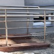 Modern wheelchair ramp — Stockfoto #2351604