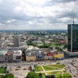 Aerial view of Warsaw. Poland - Photo