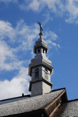 Church tower — Foto Stock