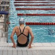 Swimmer — Stock Photo #2611526