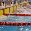 Swimming race — Stock Photo #2612321