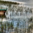 Wooden boat — Stockfoto