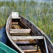 Wooden boat — Foto de stock #2621551