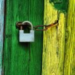 Old door — Stock Photo #2621897