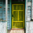 Old door — Stock Photo #2622014