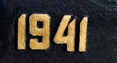 1941 — Stock Photo