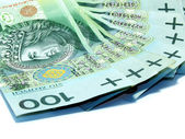 Money - banknotes — Stock Photo