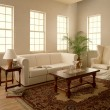 Stock Photo: Interior living design