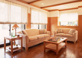 Interior living design — Foto Stock
