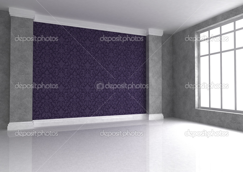 Empty room — Stock Photo #1731205