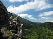Polish mountains — Stock Photo