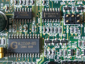 Circuit board — Stock Photo