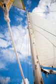 Sail — Stock Photo
