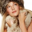 Skin, hair and fur - Stock Photo