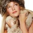 Skin, hair and fur — Stock Photo