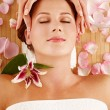 Spa treatment — Stock Photo #1743705