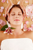 Spa treatment — Stock Photo