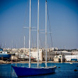 Sailing boat — Stockfoto