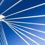 Modern Bridge Construction — Stock Photo #1744406