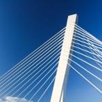 Modern Bridge Construction — Stock Photo #1744734