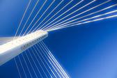 Modern Bridge Construction — Stock Photo