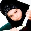 Young adorable Islamic girl — Stock Photo #1876232