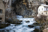 The source of the river , Duman, Livno — Stock Photo