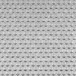 White bubble wrap background texture — Stock Photo