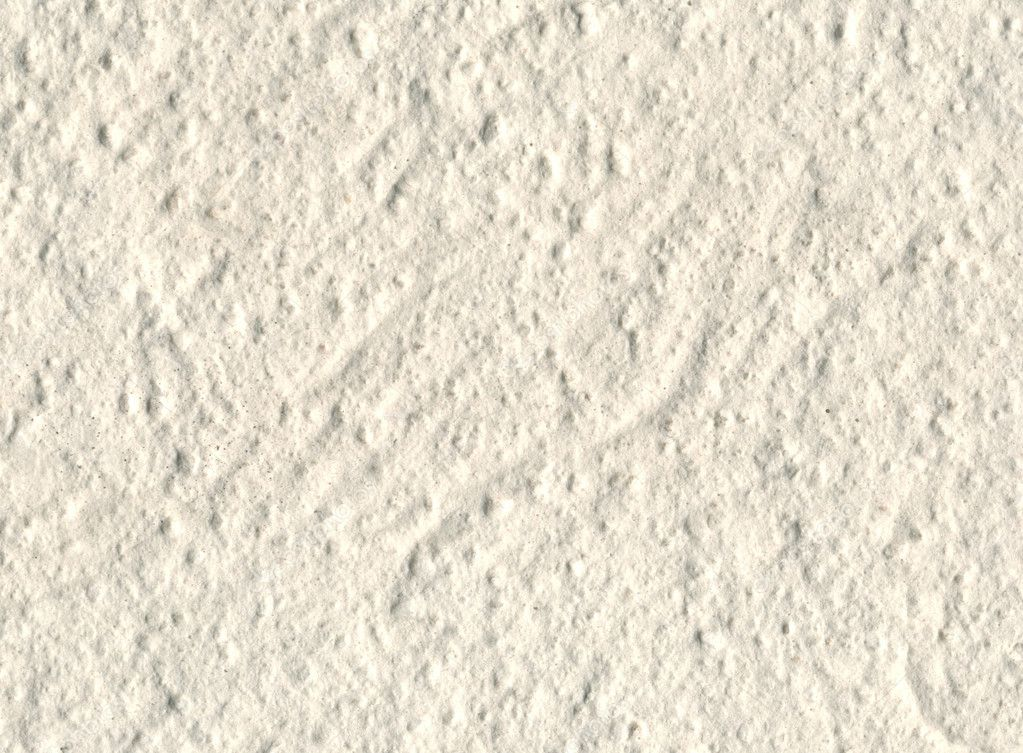 White stucco texture  Stock Photo #1762339