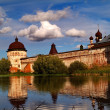 Stock Photo: Borisoglebsky monastery