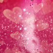 Abstract heart Background — Foto Stock