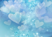 Abstract heart Background — Stock Photo