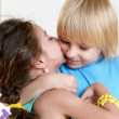 All age are obedient to love — Stock Photo #1947432