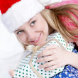 Royalty-Free Stock Photo: Mrs. Santa Clause
