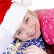 Mrs. Santa Clause - Stock Photo
