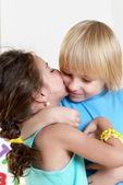 Todas as idades são obedientes a amar — Foto Stock