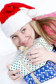 Mrs. Santa Clause — Stock Photo