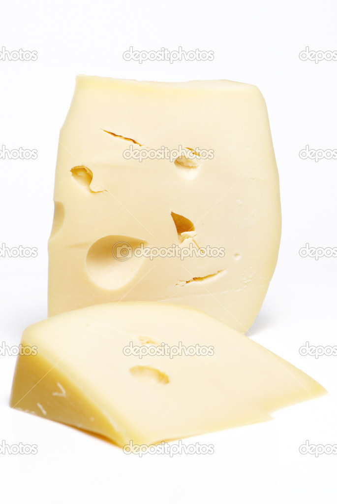 Swiss cheese — Stock Photo #1947462