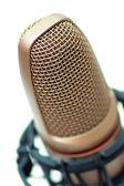 Modern microphone — Stock Photo
