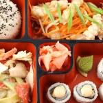 Japanese sushi — Stock Photo #2198359