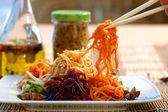 Groenten Salade — Stockfoto