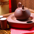 Royalty-Free Stock Photo: Teapot with chinese tea