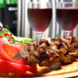 Shish kebab — Stock Photo #2616279