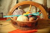 Soft yarn — Stock Photo