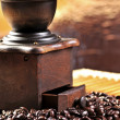 coffee grinder — Stock Photo