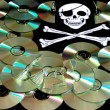 Software piracy — Stock Photo #1738023
