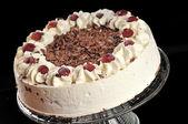 Sweet fancy cake — Stock Photo