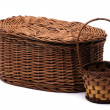 Royalty-Free Stock Photo: Wicker baskets