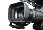 Dv-cam camcorder — Stock Photo
